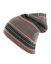 NEW QUIKSILVER™  Mens Preference Snow Beanie Headwear MORE COLOURS AVAIL