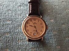 Authentic  FORTIS  man's vintage  thin wristwatch ** excellent condition
