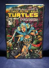 Teenage Mutant Ninja Turtles #8 | VF/NM 9.0 | Mirage Aug 1986 | Eastman Laird