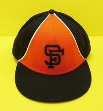 MLB San Francisco GIANTS Flex Fitted Hat / Cap American Needle Cooperstown - NEW