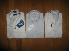 Mens Calvin Klein Body Slim Fit /Classic fit Dress Shirt NWT Sizes S  NWT
