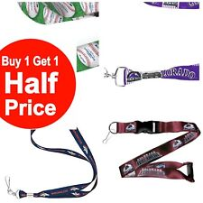Buy 1 Get 1 50% Off! (Add 2 to Cart) Lanyard NFL NHL MLB Officially Licensed