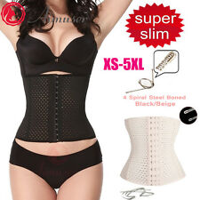 Fashion Corset Waist Training Hot Shaper Body Shapewear Underbust Cincher Belt