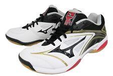 Mizuno JAPAN Badminton Shoes Wave Fang SS Speed Style 71GA1510 White Black