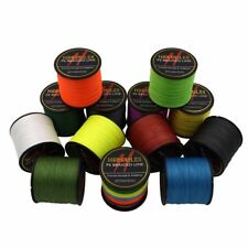 Spectra Power Pro Braid Fishing Line 300M 6lb-100lb Hercules PE Dyneema 4Strands