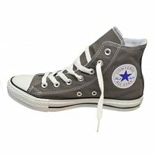 CONVERSE MENS CHARCOAL ALL STAR HI TOP TRAINERS