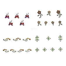 YOU Nails Nail Art Tattoo Design Nail Stickers 3D Manicure 1 Sheet - 10 Stickers