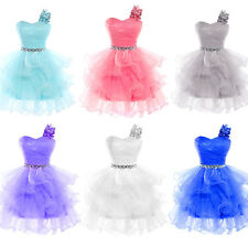 New Ball Gown Homecoming Formal Dresses Short Mini Cocktail Evening Prom Dress