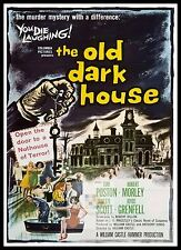 The Old Dark House  Horror Movie Posters Classic & Vintage Films