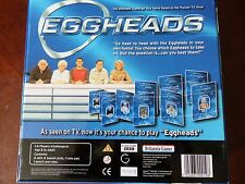 Eggheads Board Game/ New (Unsealed) - As Seen On TV