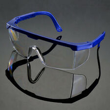Actual Safety Eye Protection Clear Lens Goggles Glasses From Lab Dust  ABD019 3T