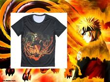 Naruto PIZI T-shirt Cosplay Costume From Japan Anime NEW