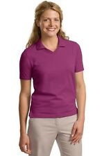 L455 Port Authority Ladies' Rapid Dry Pique Polo