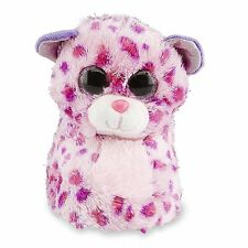 Ty Beanie Baby Boos Toddler/Girls Raised Plush Glamour Leopard