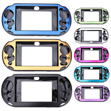 Aluminium Metal Skin Protective Hard Case Cover Shell for Sony PS Vita PSV 2000
