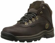 TIMBERLAND Mens Shoes Hiking White Ledge Boot, Brown Boots 12135 - New In Box