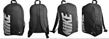 Nike Classic Sand Black Unisex Backpack Rucksack School College Gym Holiday Bag