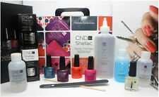 CND Shellac Gel Polish TRENDY Trial Pack Kit / CHIC Trial Pack Kit *Choose Any