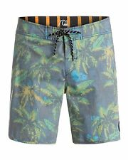 "NEW QUIKSILVER™  Mens Sweaty Palms 18"" Boardshort Surf Board Shorts MORE COLOURS"