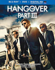 The Hangover Part III (Blu-ray/DVD, 2013, 2-Discs) new/sealed - no slipcover
