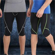 Mens Womens Compression Under Base Layer Sport Armour Short Tights Running Pants