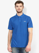 Fila Marzia Blue Polo T-Shirt