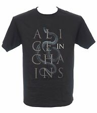 ALICE IN CHAINS - SNAKES - Official Licensed T-Shirt - Metal - New M L XL