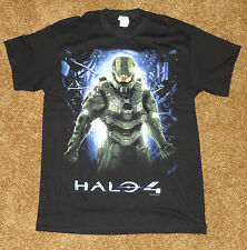 Halo Master Chief Men's T-Shirt New Video Game Xbox Size 2XL XL L ~ Large