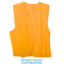 Safety Security Visibility Reflective Vest Construction Traffic / Warehouse Mesh