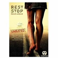 REST STOP- 2006 DVD USA COMPLETE IN BOX MOVIE FREE SHIPPING