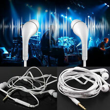 Note Samsung For iPhone Headset Stereo 3.5mm Headphone S5 Earbud In-Ear S4