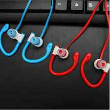 New 3.5mm sport In-ear Headphone Stereo Earbuds Earphone Headset for Samsung