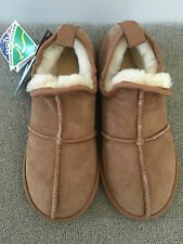 Chic Empire Ugg Flexo Sheepskin Slippers Chestnut / Australian Made