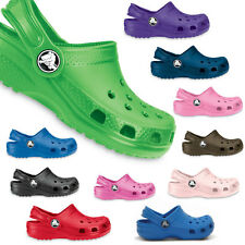 Crocs Classic Kids Clogs Boys Girls Unisex Sandals Shoes Different Colours NEW