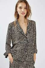 TOPSHOP AW16 *Animal Print Pyjama Style Jacket* SIZE_UK6_8_10_12_14_16