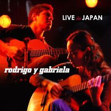 Rodrigo y Gabriela - Live in Japan (2 Disc, CD + DVD) CD NEW