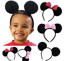 Minnie Mouse headband Children Party Minnie Mouse Ears Baby Hair Accessories