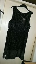 New Look patterned dress size 22 BNWT