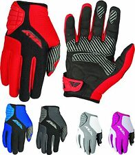 Fly Racing - CoolPro Mesh Kart Lite Gloves - Lightweight Karting Gloves - Sale!