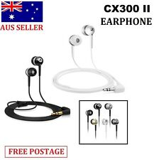 100% Brand New Genuine Sennheiser CX 300-II Precision In Ear Headphone Earphone