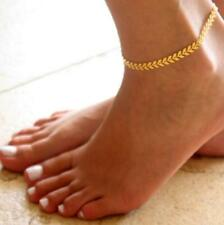 Bracelet Foot Jewelry Beach Gold Silver Barefoot Ankle Chain Sandal Anklet Coin
