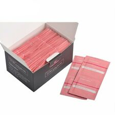 ACETONE FREE  Soak Off UV Nail Gel Polish Wrap Remover Cleaner Foil Wipes Pads