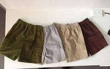 NEW Kids/Childs Cord Casual Shorts - Ocean Design Collection - Size 4P, 6P & 8P