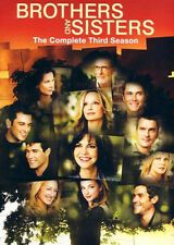 Brothers and Sisters: The Complete Third Season (Season 3) (6 Disc) DVD NEW