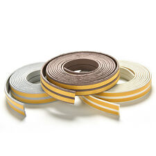 E/D/I Type Foam Draught Self Adhesive Window Door Excluder Rubber Seal Strip GW