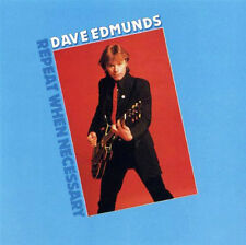 Dave Edmunds - Repeat When Necessary CD NEW