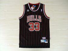 Scottie Pippen Chicago Bulls #33 Retro Basketball Jersey