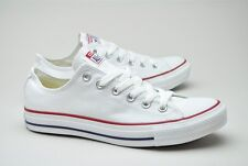 CONVERSE ALL STAR scarpe M7652C Chuck Taylor Low - OPTICAL WHITE Shoes 29260 W