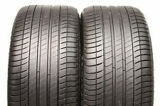 275/40R19 Michelin Primacy 3 ZP Star RSC  USED PAIR OF (2) TIRES 61-66% TREAD