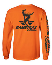 Gametrax Outdoors Bowhunting long sleeve t shirt bowhunter apparel buck archery